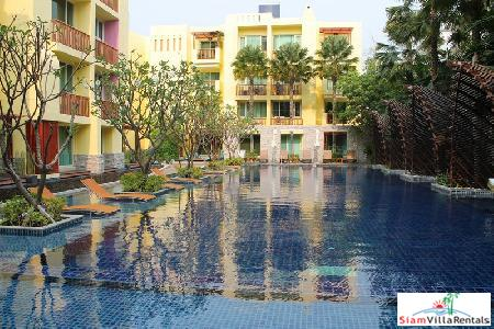 1 bedroom condominium only few steps from the beach for rent