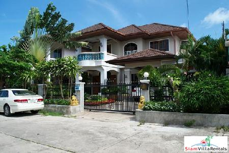 Beautiful 3 Bedroom Detached House In The Popular Naklua Area