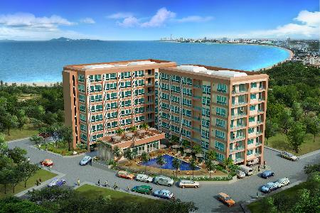 Brand new Condo only 200 metres from Bang Saray Beach - Bang Saray