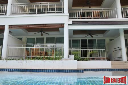 Two-Bedroom Poolside Condo in Cape Panwa Resort