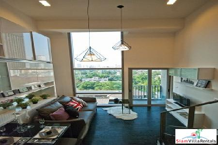 MORPH 38 | Stunning One Bedroom Duplex for Rent 300 M. To BTS Thonglor