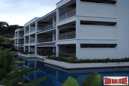 Two-Bedroom Top-Floor Condo in Cape Panwa Resort