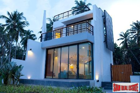 Brand New beach front Development located in the most exclusive beach in Bangsaphan.