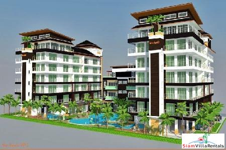 2 Bedroom 2 Bathroom Apartments Available For Holiday Rental In The Pratumnak Area Of South Pattaya