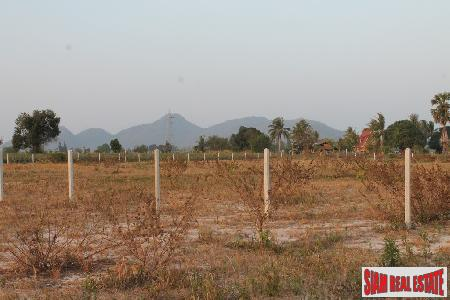 Land for sale with mountain 7