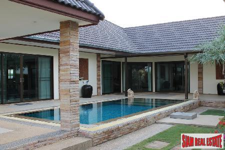 3 bedrooms villa with private swimming pool for sale in Hua Hin, West, Hua Hin