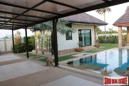 3 bedrooms villa with private 15