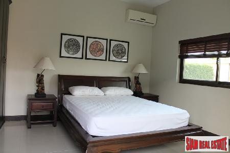 3 bedrooms villa with private 7