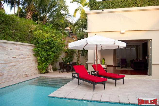 The Residence Bang Tao | Three Bedroom Pool Villa in a Resort just 10 Minute Walk to the Beach