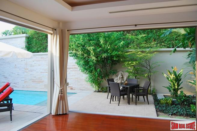 Three Bed Pool Villa in 2