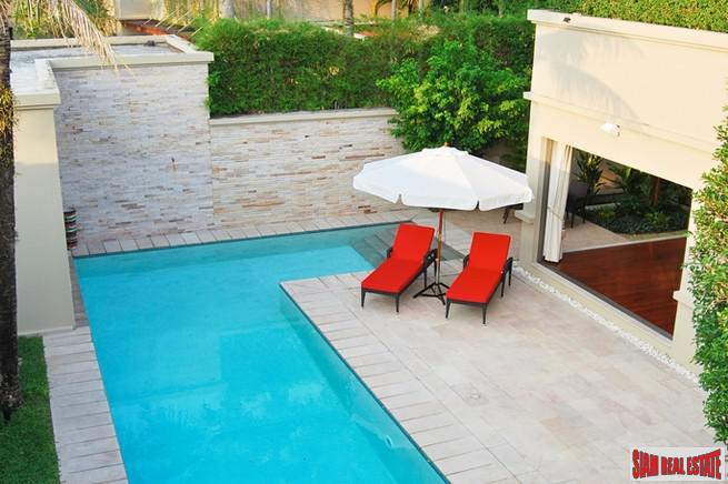 Three Bed Pool Villa in 6