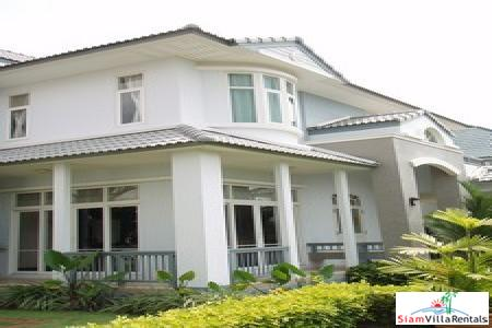 RENTED Modern, Four Bedroom House for Rent in Rama 2, Other, Bangkok