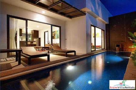 Modern, Two Bedroom Pool Villa in Laguna