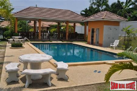 3 Bedroom House In A Beautiful Part Of This Magnificent Country - Na Jomtien