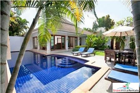 The Garden Villa | Luxury Three Bedroom Pool Villa in Kathu for Holiday Rental