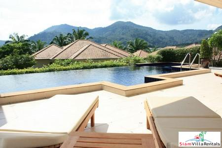 Two- or Three- Bedroom Golf and Pool Villa in Kathu, Kathu, Phuket