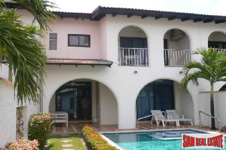 3 Bedroom 3 Bathroom House For Long Term Rent - East Pattaya