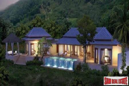 Luxury Three-Bedroom Pool Villas in Ban Makham, Samui