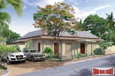 Luxury Three-Bedroom Pool Villas in 3