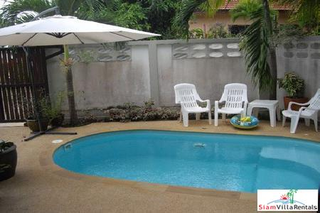 Four Bedroom Pool Villa in 2