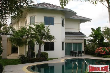 High Standard 3 Bedroom House In A Very Desirable Area - East Pattaya