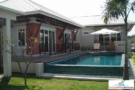 Oriental pool villa with two bedroom for rent
