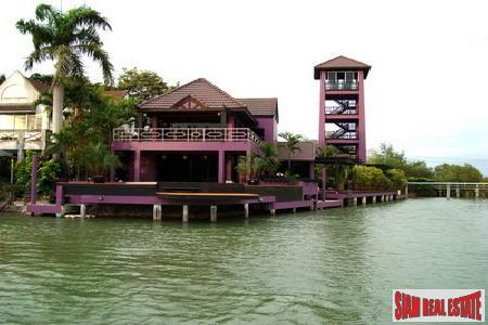 4 Bedroom Dream House In A Dream Location - Na Jomtien
