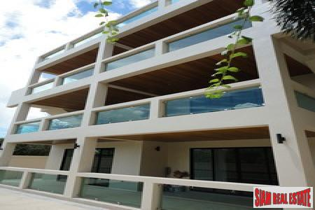 4-Storey, 3-Unit Sea View Apartment Building in Rawai