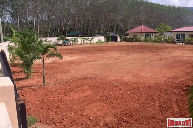1,572 sqm Residential Land Plot Available in Thalang
