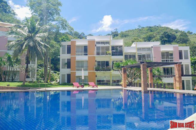 Two Bedroom, Garden-Level Condo in the Kamala Hills