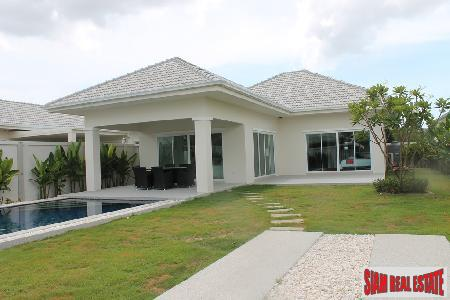 Brand New Pool Villa for Sale in Hua Hin