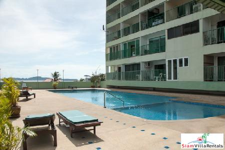 11th Floor Studio Apartment For Long Term Rent - South Pattaya