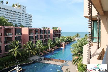 Hua Hin 2 bedrooms Condominium for Rent with Sea View