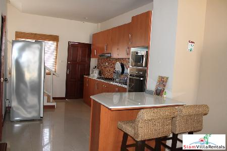 Fully furnished 2 bedroom townhome 3