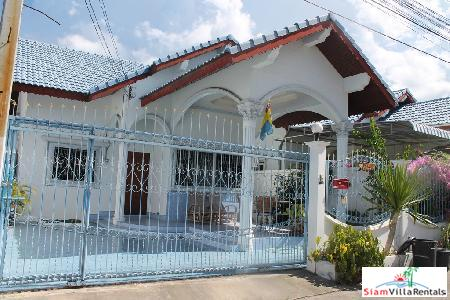 Affordable Two Bedroom House For Rent West of Hua Hin.