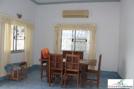 Affordable Two Bedroom House For 3