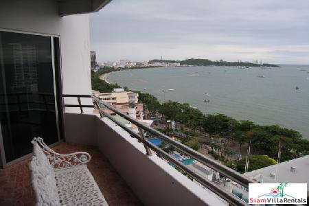 1 Bedroom Apartment Just A Stones Throw Away From The Beach - North Pattaya