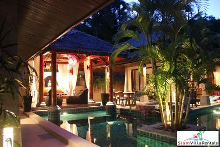 Luxury Two Bedroom Balinese Pool Villa in Bophut, Bophut, Samui