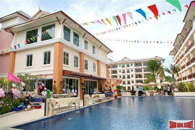 Two Bedroom Completely Renovated Apartment in Sai Yuan Rawai Resort