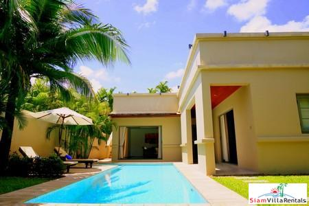 The Residence Bang Tao Villa | Two-Bedroom Pool Villa with Roof Terrace for Holiday Rental