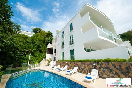 Sea-View, Two Bedroom Apartment in Hillside Kata Retreat