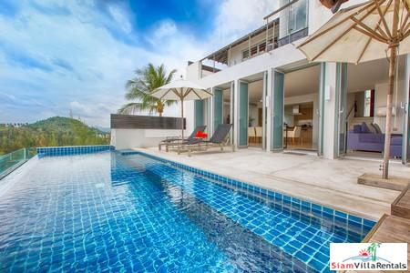 Four Bedroom Ultra-Luxury Sea View Villa in Surin