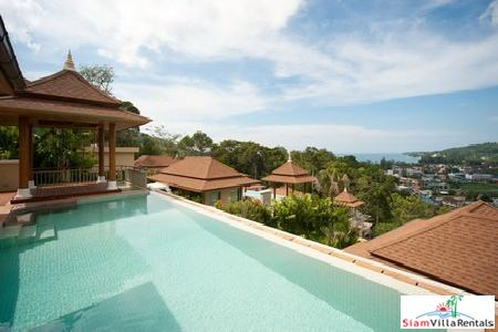 Sea View One-Bedroom Pool Villa in Private Kamala Resort