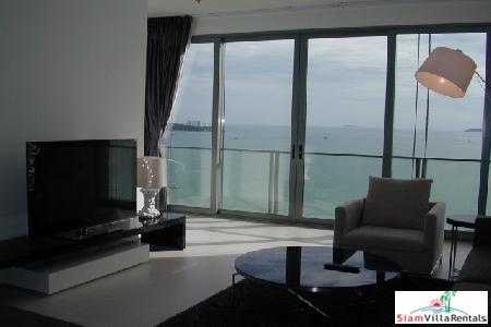 Beachfront Living Available For Long Term Rent - North Pattaya