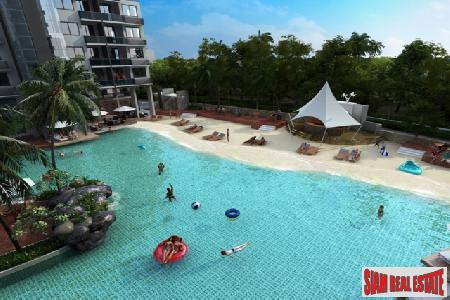 Resale Apartment At A Very Attractive Price - Jomtien