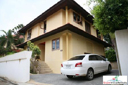Ideal 4 Bedroom Family Home in Secure Estate Samui