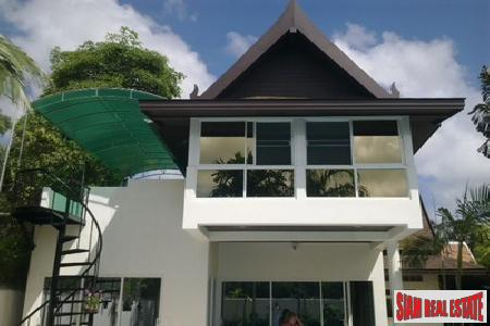 Three Bedroom Pool Villa in Quiet Rawai Location