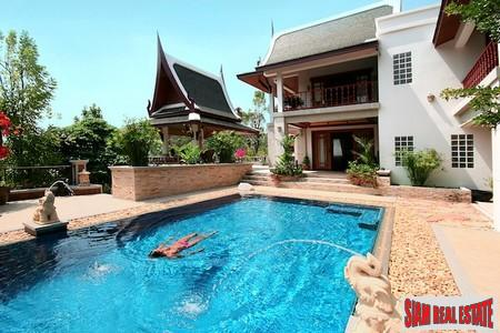 Ultra-Luxury, Four Bedroom Pool Villa in Patong