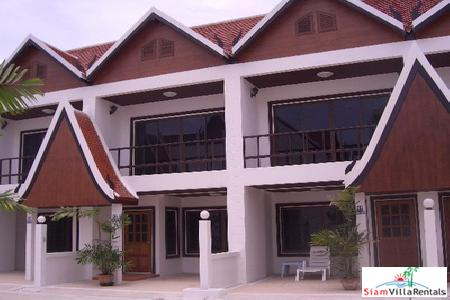 2 Bedroom 3 Bathroom Town-house Located On Pattaya Royal Hill - South Pattaya