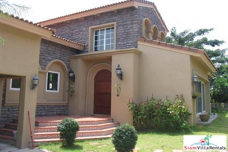 3 Bedroom 3 Bedroom House - East Pattaya